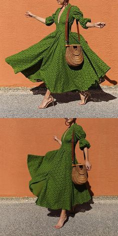 Green Maxi Dress Woman Dresses the woman in the green dress African Fashion Dresses, African Dress, Dress Fashion, Dress Vestidos, Maxi Dresses, Woman Dresses, Belted Shirt Dress, Dress Up, Maxi Dress Summer