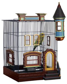 Brownstone Bird Cage