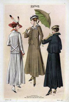 Le Costume Royal 1915 1910s Usa  Cc Drawing