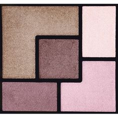 Yves Saint Laurent Beauty Couture Palette Eyeshadow - 7 Parisienne found on Polyvore