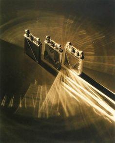 Photo by Edward Steichen, 1928, Lighters.