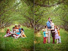 famili pic, orchard, famili photo