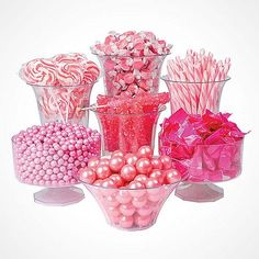 Never again will you have to shop around to create a candy buffet with all the classic candy you know and love. This bulk candy assortment has all you need to . Barbie Birthday, Barbie Party, Pink Birthday, 13th Birthday, Birthday Ideas, Barbie Box, Barbie Theme, Birthday Parties, Candy Buffet Supplies