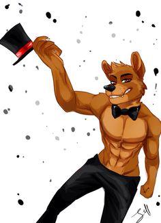 Freddy (furry version)
