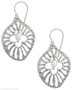 Jewelry Box by Silpada Designs | Earrings | Repose Earrings