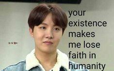 super Ideas for memes bts pervert Bts Memes Hilarious, Cute Memes, Stupid Memes, Funny Relatable Memes, Taehyung, Namjoon, Hoseok, K Pop, Jimin