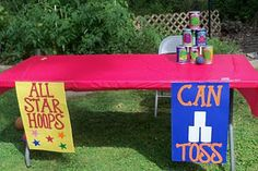Lots of ideas for a carnival party!
