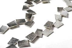 Trapezium; Halsschmuck Silber - http://www.susannakuschek.de/schmuck/ketten.html