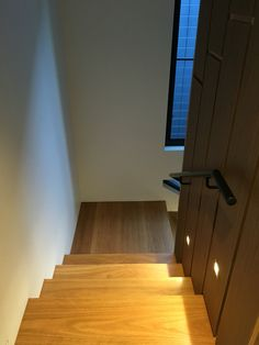 Stairs by POC+P architects