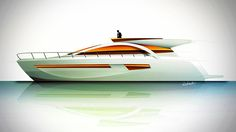 Some digital illustration of yacht and boat design Boat Illustration, Digital Illustration, Yacht Design, Boat Design, Boat Sketch, Yatch Boat, Boat Vector, Yacht Wedding, Used Boats