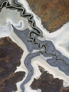 Richard Woldendorp Captures Abstract Aerial Photography of Australia #inspiration #photography