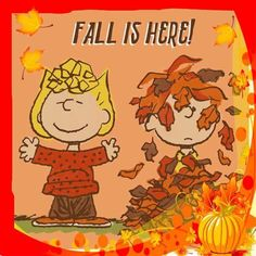 Fall Yard Decor, Snoopy Halloween, Snoopy Love, Deep Thought Quotes, Fall Is Here, Peanuts Gang, Lisa Simpson, Charlie Brown, Seasons