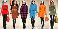 Fall Fashion: Bold Colors. #Inspiration #Iwantitallforfall