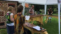 Our leaner's trying some African Marimba. To join this course in the future, or any of our other courses, go to www.uk or call 01296 382 403 Jewellery Making Courses, Guitar Classes, Short Courses, Part Time, Gardening Courses, New Hobbies, Learning Centers, Join