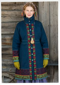 """Muhu"" cotton coat – Coats & jackets – GUDRUN SJÖDÉN – Webshop, mail order and boutiques 