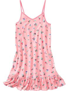 Girls Cami Nightgowns