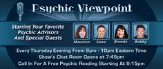 The Psychic Viewpoint #psychicaccess #psychics