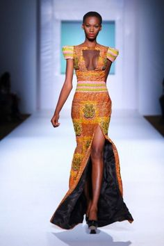 The Iconic Invanity Spring/Summer 2012 collection, at the just concluded MTN Lagos Fashion & Design Week, ranks as one of the best collections we have seen coming out of all of the runways from New…