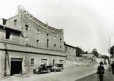 Via dei Cerchi (1925 ca) Old Photos, Rome, Louvre, History, City, World, Building, Travel, Memories
