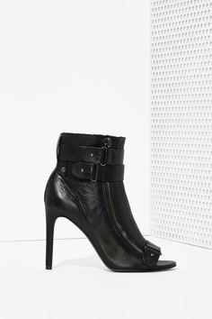 Dolce Vita Harbor Leather Bootie - Booties