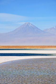 Atacama desert. Chile