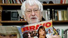 """Dr. Sommer - Zeitschrift """"Bravo"""" - ist 85-jaehrig verstorben"""