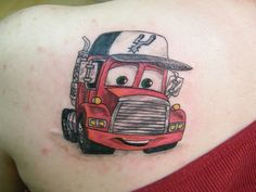 Tattoos Semi Truck Trucking Pictures