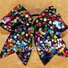 Cheer bows!!!!❤❤