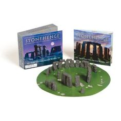 Stonehenge: Build Your Own Ancient Wonder (Running Press Kids Kit)