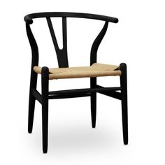 Find it at the Foundary - Wishbone Y Chair  Living Room Seating - Tan Option