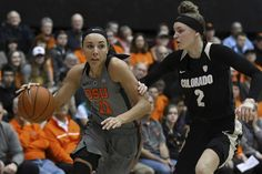 The No. 11 Oregon State Beavers women downed the No. 23 Arizona State Sun Devils in a Pac-12 Conference battle Friday night at Wells Fargo Arena in Tempe, Arizona.