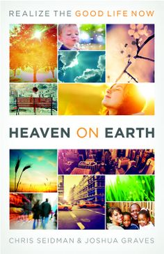 Heaven on Earth by Joshua Graves  Nashville pastor and author, Joshua Graves, is a friend of the MITS family. He is donating the profits from his new book, Heaven on Earth, to Made in the Streets.
