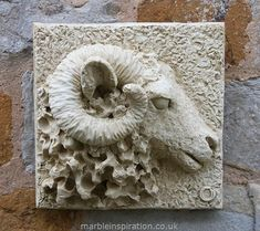 Garden Wall Plaques - Animal Wall Plaques Buy Wren Wall Tile - Bird Design Garden Wall Plaque Brighten your garden or home with one of our marble wall plaques. We have a choice of superbly crafted animal designs. Animal Sculptures, Wall Sculptures, Sculpture Art, Abstract Sculpture, Bronze Sculpture, Stone Carving, Wood Carving, Ceramic Sculpture Figurative, Adornos Halloween
