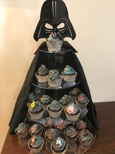 Cupcakes by me - cake stand by https://m.facebook.com/creativelaserdesign2016/ $125au I love love love it!!! I can get interchangeable toppers for it too! Check out their Facebook page! Creative Laser Design