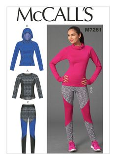 M7261   McCall's Patterns