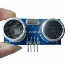 Ultra Sonic Sensor...Used with the Arduino Uno...proximity sensor!