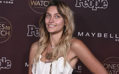 Download wallpapers Paris Jackson, 2017, beauty, Hollywood, american actress, blonde