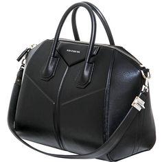 LuisaViaRoma (10.095 BRL) ❤ liked on Polyvore featuring bags, handbags, bolsas, purses, borse, sacs, givenchy, hand bags, purse bag and man bag