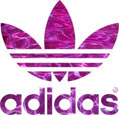 Adidas Dark Pink Water by varsitybluez
