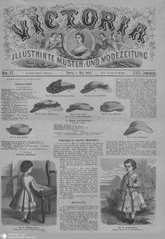 63 - Nro. 17. 1. Mai - Victoria - Seite - Digitale Sammlungen - Digitale Sammlungen