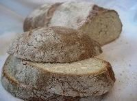 BAUERNBROT (GERMAN FARMER'S BREAD) #savory #light #justapinchrecipes
