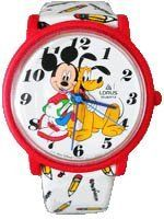 Disney Mickey WAtch - Mickey & Pluto cartoon band watch by disney. $19.99. Official Disney product. mickey analog watch. cartoon band. Disney Mickey & Pluto cartoon band watch