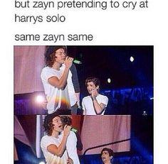 Zayn knows how we feel