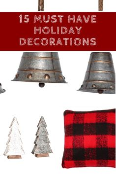 Christmas time is here and that means decorating! Here are 15 items that will transform your home into a Christmas wonderland! Christmas Events, Christmas Traditions, Christmas Holidays, Christmas Crafts, Christmas Decorations, Holiday Decor, Holiday Ideas, Christmas Ideas, Merry Christmas