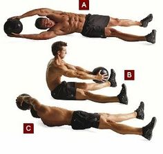 Medicine Ball Workout For The Tough Guy Mens Health Singapore Crossfit, Fitness Motivation, Cycling Motivation, Planet Fitness Workout, Men's Fitness, Muscle Fitness, Gain Muscle, Muscle Men, Build Muscle