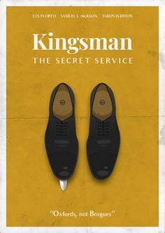 Kingsman - The Secret Service x : MoviePosterPorn Famous Movie Posters, Cinema Posters, Film Posters, Kingsman Suits, Kingsman Movie, Taron Egerton Kingsman, Kingsman The Secret Service, Scary Stories To Tell, Kings Man