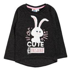 T-shirt dziewczęcy z długim rękawem, Sekretne życie zwierzaków domowych