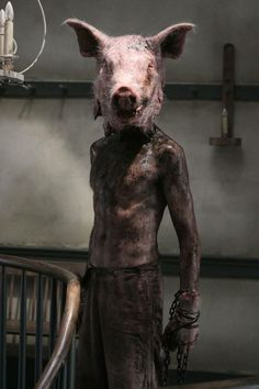Image result for pig head ahs coven
