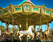 Carousel 8x10 Artistic Photography