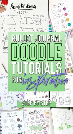 Step By Step Bullet Journal Doodle Tutorials Step By Step Bullet Journal Doodle Tutorials love adding doodles that go with my monthly theme to my bujo but… I'm not the best at dr Bullet Journal Police, Bullet Journal Wishlist, Doodle Bullet Journal, Bullet Journal Hacks, Bullet Journals, How To Start A Bullet Journal, Bullet Journal Project Planning, Bullet Journal Ideas Handwriting, Bullet Journal Savings Tracker
